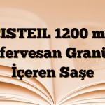 CISTEIL 1200 mg Efervesan Granül İçeren Saşe