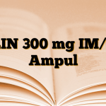 CLIN 300 mg IM/IV Ampul