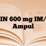 CLIN 600 mg IM/IV Ampul