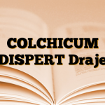 COLCHICUM DISPERT Draje