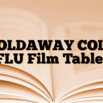 COLDAWAY COLD FLU Film Tablet