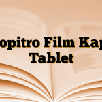 Clopitro Film Kaplı Tablet