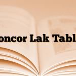 Concor Lak Tablet