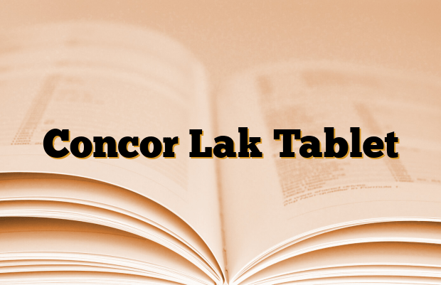Concor Lak Tablet