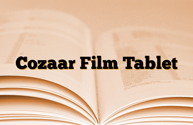 Cozaar Film Tablet