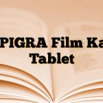 DAPIGRA Film Kaplı Tablet