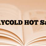 DAYCOLD HOT Saşe
