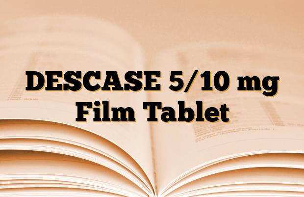 DESCASE 5/10 mg Film Tablet
