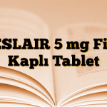 DESLAIR 5 mg Film Kaplı Tablet