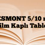DESMONT 5/10 mg Film Kaplı Tablet