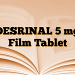 DESRINAL 5 mg Film Tablet
