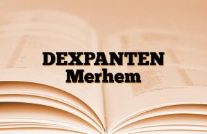 DEXPANTEN Merhem