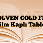 DOLVEN COLD FLU Film Kaplı Tablet
