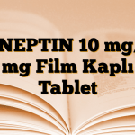 DONEPTIN 10 mg/10 mg Film Kaplı Tablet