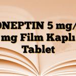 DONEPTIN 5 mg/10 mg Film Kaplı Tablet