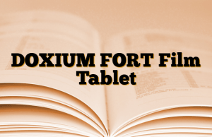 DOXIUM FORT Film Tablet