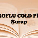 DROFLU COLD Plus Şurup