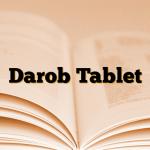 Darob Tablet