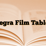 Degra Film Tablet