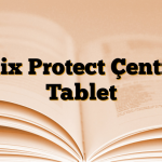 Delix Protect Çentikli Tablet