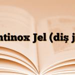 Dentinox Jel (diş jeli)