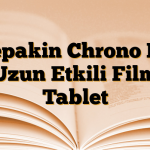 Depakin Chrono BT Uzun Etkili Film Tablet
