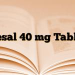 Desal 40 mg Tablet
