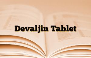 Devaljin Tablet