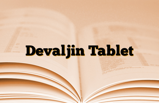 Devaljin Tablet
