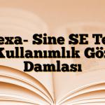 Dexa- Sine SE Tek Kullanımlık Göz Damlası