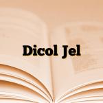 Dicol Jel