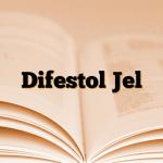 Difestol Jel