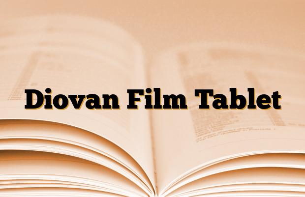 Diovan Film Tablet