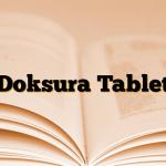 Doksura Tablet