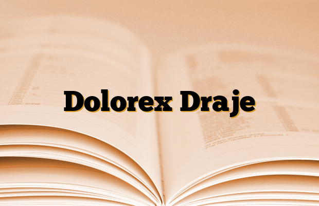Dolorex Draje