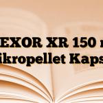 EFEXOR XR 150 mg Mikropellet Kapsül
