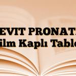 ELEVIT PRONATAL Film Kaplı Tablet