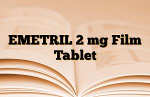 EMETRIL 2 mg Film Tablet