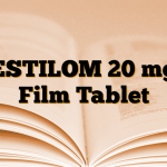 ESTILOM 20 mg Film Tablet