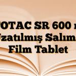 ETOTAC SR 600 mg Uzatılmış Salımlı Film Tablet