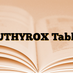 EUTHYROX Tablet