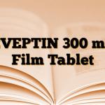 EVEPTIN 300 mg Film Tablet