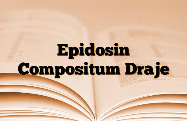 Epidosin Compositum Draje
