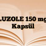 FLUZOLE 150 mg 1 Kapsül