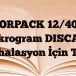 FORPACK 12/400 mikrogram DISCAIR İnhalasyon İçin Toz