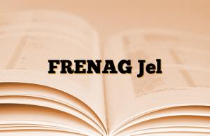 FRENAG Jel