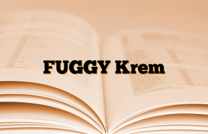 FUGGY Krem