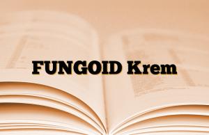 FUNGOID Krem