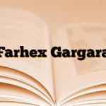 Farhex Gargara