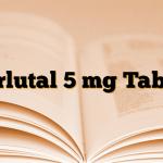 Farlutal 5 mg Tablet